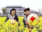 三川町 いろり火の里 菜の花まつり: www.inetshonai.or.jp/~takeda/mein05-03.html